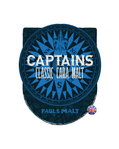 Captain's Classic - Malta Caramelo 10L