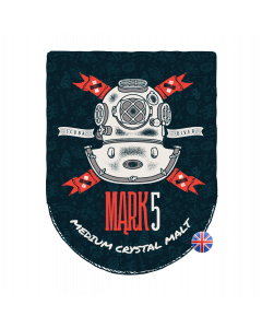Mark 5 (Medium Crystal) - Malta Caramelo 60L
