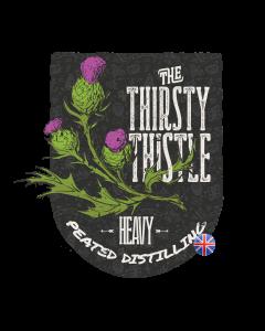 The Thirsty Thistle - Malta Ahumada