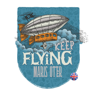 Keep Flying - Malta Maris Otter