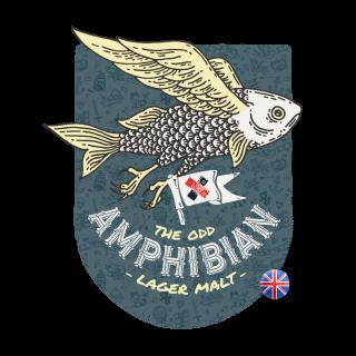 The Odd Amphibian - Malta Pilsen (Lager)