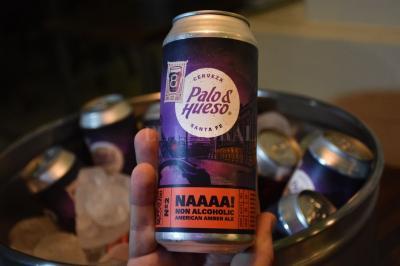 Cocinamos cerveza 0% alcohol para promover la seguridad vial