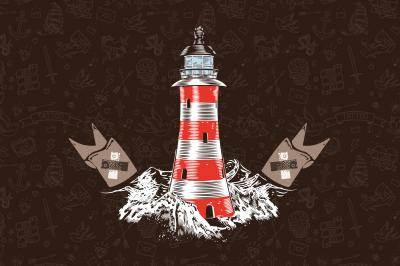 La malta del mes: el Reliable Lighthouse.   Malta chocolate con origen inglés.
