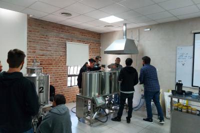 Rendimiento de maltas en cervecería, como quien dice de la teoría a la práctica.